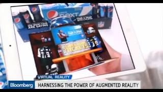 Ambarish Mitra on Harnessing the Power of Augmented Reality with Bloomberg US 2015