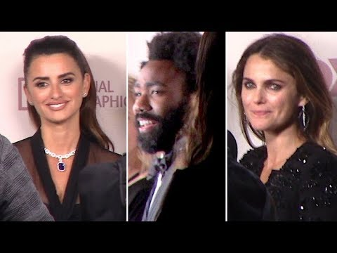 Penelope Cruz, Donald Glover And Other Stars Flock To The FX Emmy After Party
