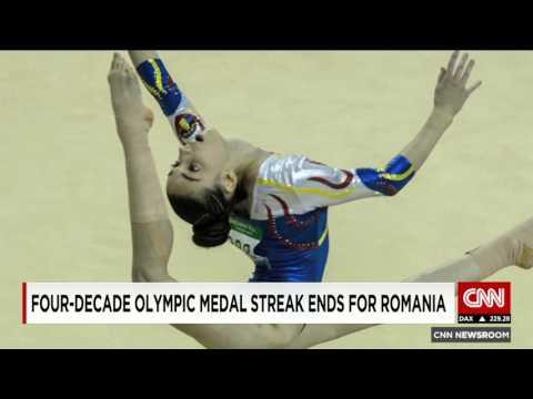 Romanian Gymnasts Fail To Qualify