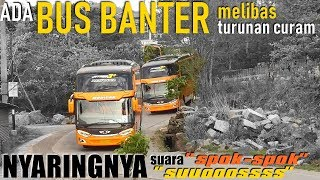 Video BUS BANTER di Turunan Curam | #StreetHunting Tebing Breksi Jogja MP3, 3GP, MP4, WEBM, AVI, FLV Mei 2019