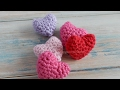 Download Lagu How to Crochet a Small Padded Heart Mp3 Free