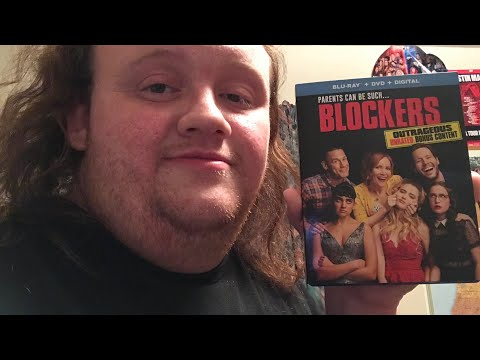 BLOCKERS BLU RAY PICK UP REVIEW
