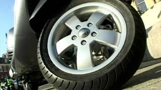 5. Review: Piaggio Vespa GT 4 Stroke