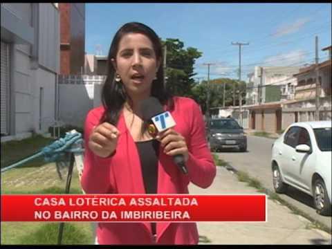 Lotérica é assaltada no bairro da Imbiribeira