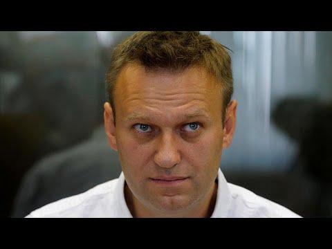 Έφυγε από τη Ρωσία ο Ναβάλνι