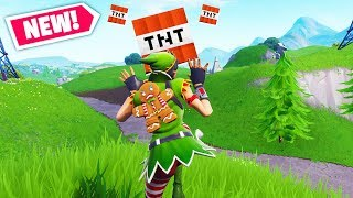 TNT WARS in Fortnite CREATIVE MODE! - Fortnite Battle Royale