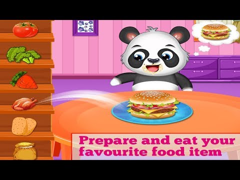 Healthy Eating Diet Food Game, Cooking Games / For Baby / Kids Android Gameplay