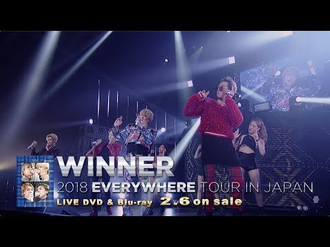 WINNER - REALLY REALLY (WINNER 2018 EVERYWHERE TOUR IN JAPAN)