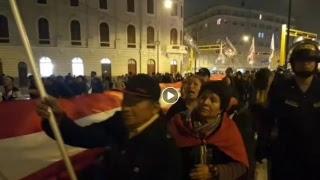 Video #EnVivo: Marcha que respalda solicitud de Cuestión de Confianza - #ReformaYa MP3, 3GP, MP4, WEBM, AVI, FLV September 2018