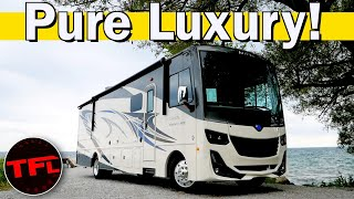 Travel In Style Without Breaking the Bank! Invicta Motorhome First Drive Review - TFL Camper Corner by The Fast Lane Truck