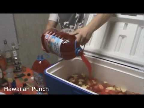 How To Make Jungle Juice