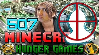 Minecraft: Hunger Games w/Mitch! Game 507 - BOOM HEADSHOT! SURPRISE DEATH!
