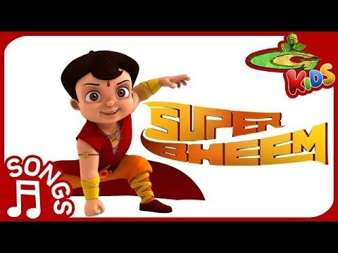 Main Hoon Super Bheem Movie Song