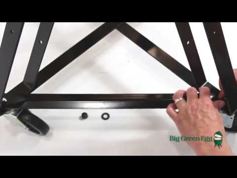 BIG GREEN EGG XL NEST ASSEMBLY