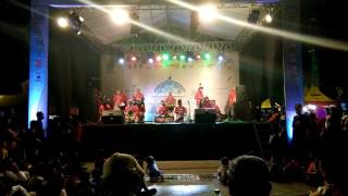 Musik Patrol Tunggal Banyu, wunut, porong, sidoarjo #kampungRamadhan 2017