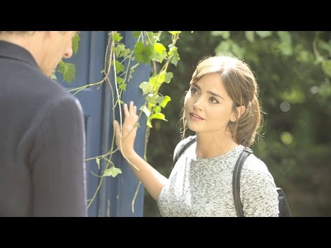 Jenna Coleman Reflects on her Time with the Doctors