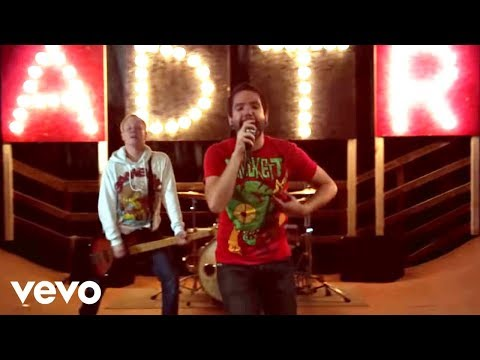 A Day To Remember - The Downfall of Us All online metal music video by A DAY TO REMEMBER
