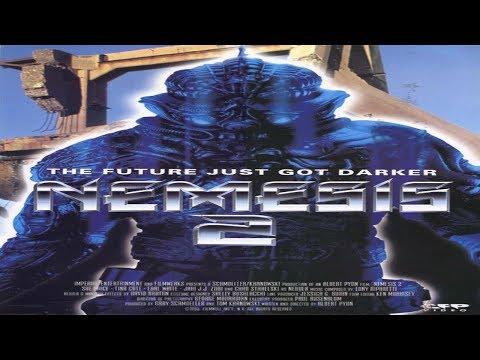 "Albert Pyun's ""Nemesis 2: Nebula"" (1995) film reviewed by Inside Movies Galore"