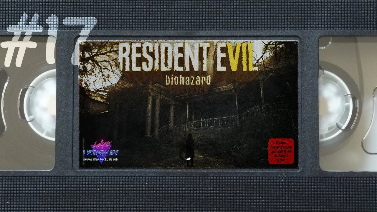 WIDERLICHE MONSTERKOTZE | Let's Play Resident Evil 7 #17