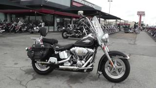 10. 045991 - 2009 Harley Davidson Heritage Softail Classic   FLSTC - Used motorcycles for sale