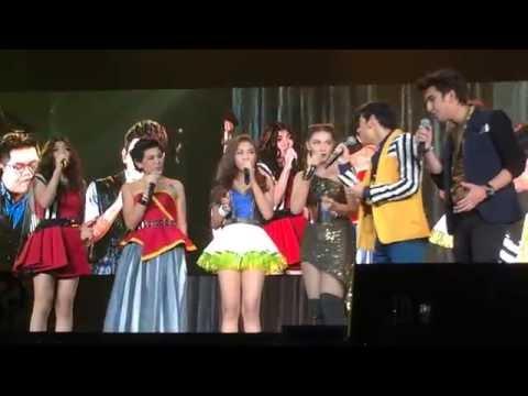 ไม่ต่างกัน + รักแท้เหนือกาลเวลา 10 Years Of Love The Star In Concert 28.06.14 (видео)