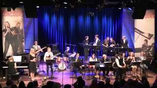 New Harlem Deluxe - finale Prinses Christina Jazz Concours 2014