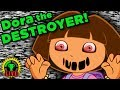 Childhood Gone Wrong   Dora Is Dead Scary Game