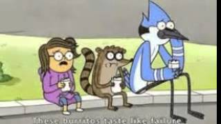 Regular Show S05E04 Every Meat Burritos