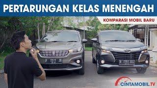 Download Video Toyota Avanza 1.5 G MT vs Suzuki Ertiga GL AT | Komparasi Low MPV | Cintamobil TV MP3 3GP MP4