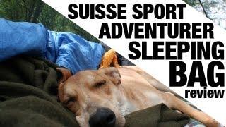 EXCLUSIVE: Suisse Sport Adventurer Mummy Ultra-Compactable Sleeping Bag REVIEW