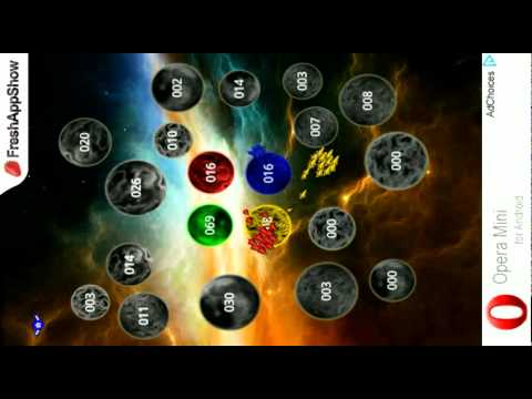 Video of Avid Planets - Space Wars