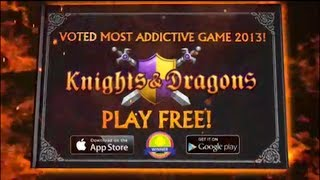 Knights & Dragons YouTube video