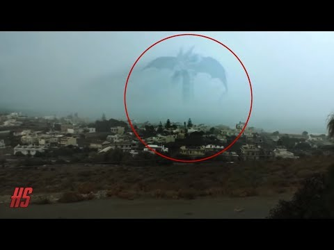 Top 5 Mysterious Gigantic Sea Monster Sightings - September 2018 | HollywoodScotty VFX