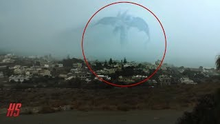 Video Top 5 Mysterious Gigantic Sea Monster Sightings - September 2018 MP3, 3GP, MP4, WEBM, AVI, FLV Februari 2019