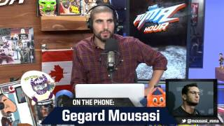 Gegard Mousasi: 'Ginger-Headed F*ck' Conor McGregor Threatened Him by MMA Fighting