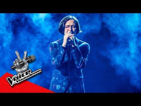 Ibe - 'Someone You Loved'   Finale   The Voice Van Vlaanderen   VTM
