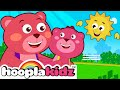 If You're Happy And You Know It | Popular Nursery Rhymes For Babies & Toddlers