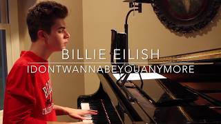 Video Billie Eilish - idontwannabeyouanymore (Cover by Jay Alan) MP3, 3GP, MP4, WEBM, AVI, FLV Maret 2018