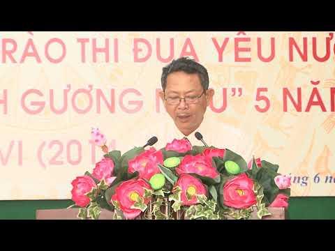 Thành phố Quy Nhơn sơ kết giữa nhiệm kỳ và 3 năm thực hiện và Chỉ thị 05-CT/TƯ của Bộ Chính trị