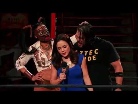 lucha Underground's Season 3 episode 33 highlights