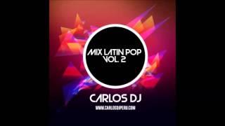 Y seguimos con las mezclas de Latin Pop :) Descarga y escucha el Mix Latin Pop 2013 - Vol. 2 - Carlos Dj Sitio web: http://www.carloschirinos.pe Facebook: ...