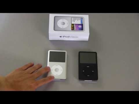 Ipod Classic Review - Talking about iPod Classic Sound Quality Differences. Pricing & availability - http://amzn.to/1bwEtXY If you read this description, be sure to let me know in...