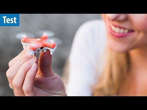 Kleinste Kamera-Drohne der Welt - SKEYE Nano Drone im Test | deutsch / german