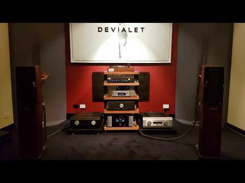 MUSICAL FIDELITY Nu-Vista 600 Amplificateur Intégré 2x 220 Watts sous 8 Ohms