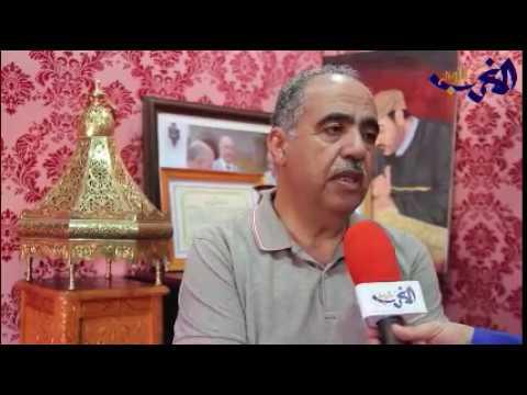 العرب اليوم - محمد عذاب يتحدث عن المعرض المغربي للخشب