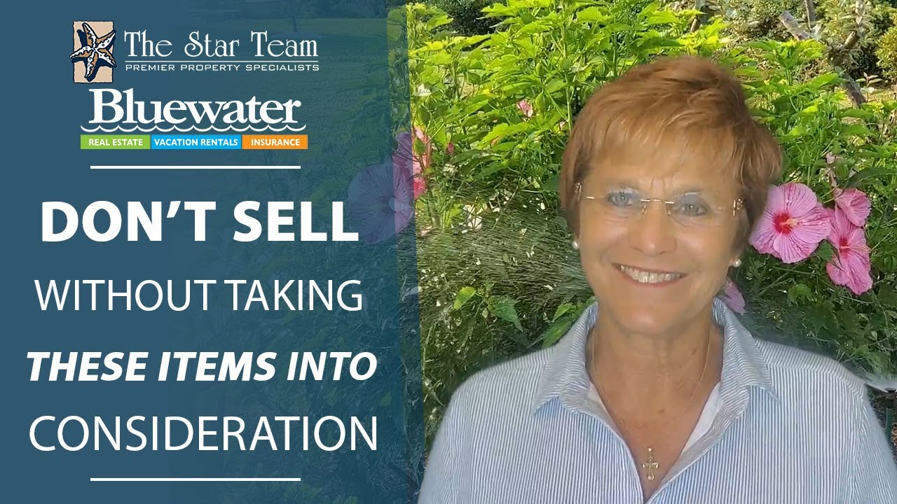 3 Considerations to Make Before Selling
