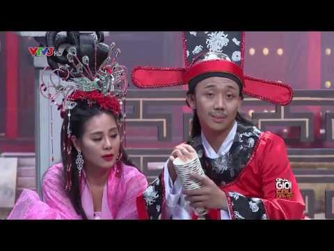 Vợ Con của Thái Giám - Hài Trường Giang, Trấn Thành - Hài Tết 2017 - Thời lượng: 28:45.