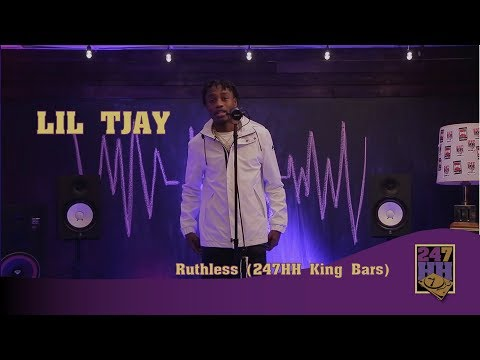 "Lil TJay - ""Ruthless"" (247HH King Bars)"