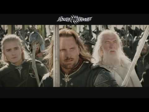 The Lord Of The Rings  The Return Of The King End Battle Part 1