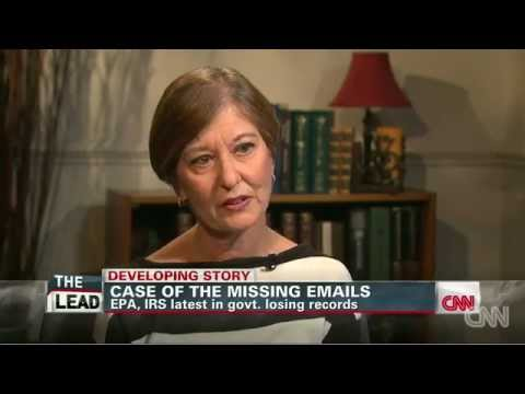 Case of the missing government e-mails; It's not only the IRS